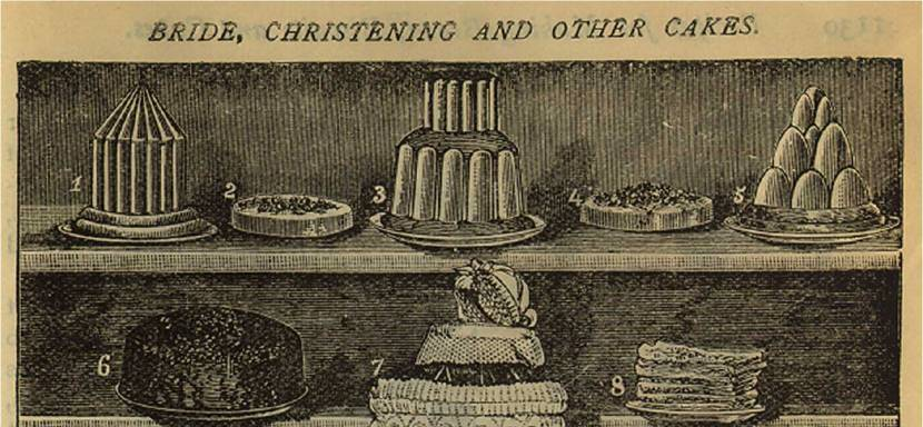 Wedding Cake: A Slice of History | Carol Wilson