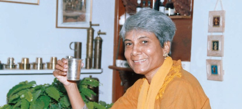 Asia's First Lady of Coffee | Uma Girish