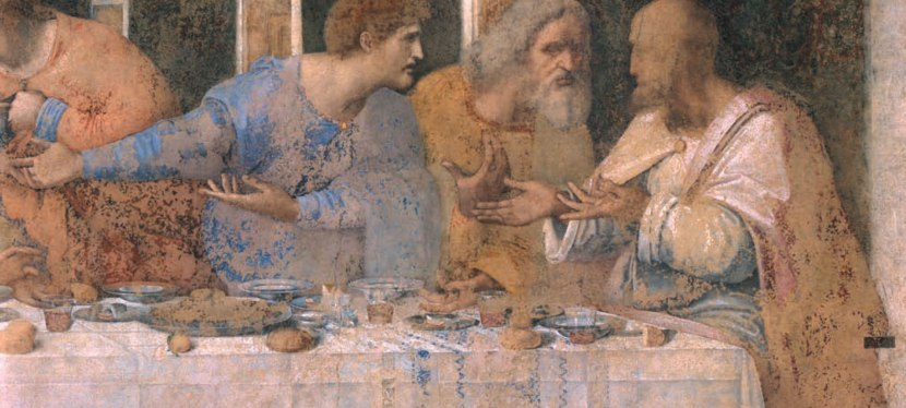 At Supper with Leonardo | John Varriano