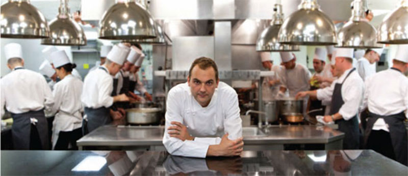 An Interview with Daniel Humm, Eleven Madison Park | Anne E. McBride