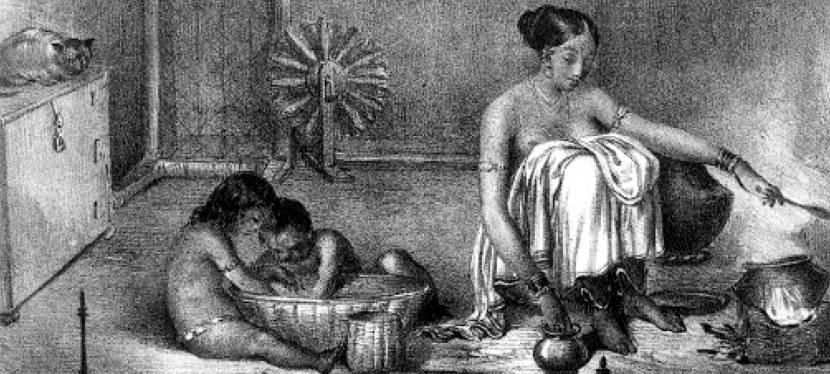 The Bengali Bonti | ChitritaBanerji
